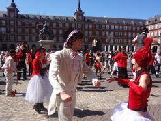 My Top 5 Photographs: Madrid. #Spain #Bernabeu #RealMadrid #Casadecampo #plazamayor #plazadeldosdemayo #buenretiropark #travelblogger