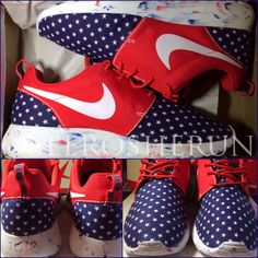 Custom Roshe Run Johns by SeeRosheRun on Etsy, $180.00