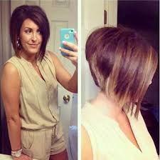 graduated a line haircut - Google Search