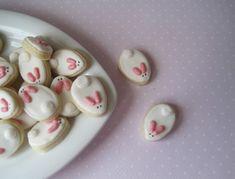 Encontrando Ideias: Biscoito para a Páscoa!!