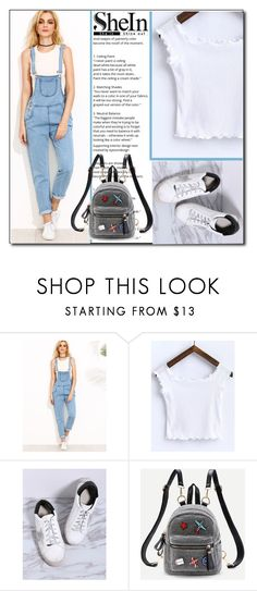 """SheInSide II/7"" by ruza66-c ❤ liked on Polyvore featuring Sheinside and shein"
