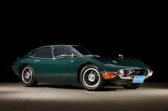 Ultra-Rare 1970 Toyota 2000GT up for Sale in Japan - Carscoop