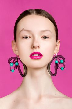 LITHUANIA: FASHION PHOTOGRAPHY: ALEKSANDRA KINGO Drama Queen, campaign for Rasa Accessories SS15 collection. Style by Giedre Anuzyte and make-up/hair by Tania Popova.