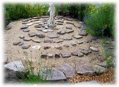 Walking Meditation Garden