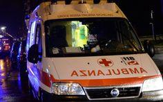 Incidente a Crucoli Torretta sulla SS106 - Ferito un ragazzo rumeno  - http://www.ilcirotano.it/2017/09/14/incidente-a-crucoli-torretta-sulla-ss106/
