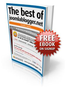 To keep track of what's going on here at JoomlaBlogger, the best way is to subscribe to my mailing list. When you subscribe, you will get a FREE ebook: The Best of Joomlablogger.net.  The ebook contains the most popular posts from this blog, in one convenient PDF file. Book Recommendations, Free Ebooks, Track, Pdf, Good Things, Posts, Popular, Feelings, Blog