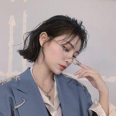 I Love Girls, Girls Dream, Ulzzang Hair, Asian Short Hair, Beautiful Asian Girls, Korean Beauty, K Pop, Aesthetic Girl, Hair Inspo
