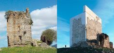 If you were ever in doubt about just how polarizing architecture can be, look no further than the radical restoration of Matrera Castle in Villamartin on the...