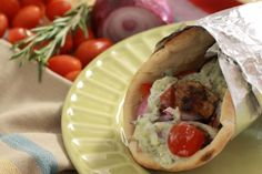 Gyro - Wildtree Recipes I'd probably just make it with chicken. But still yummy.