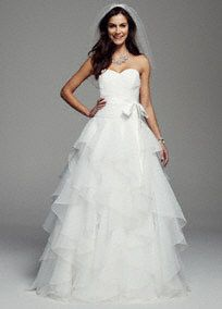 Wedding Dresses and Bridal Gowns at David's Bridal
