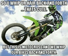 This is motocross