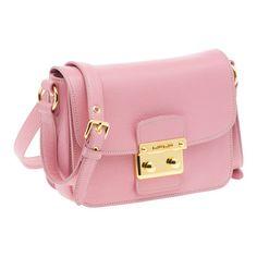 Having a candy colours moment - MiuMiu Shoulder Bag