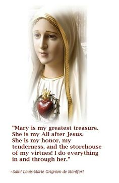 Mother Mary, Our Lady