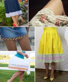Die 81 Besten Ideen Zu Kleid Verlangern Kleid Verlangern Kleider Kleidung Nahen