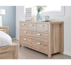 Update the whole house with the Havana range. Finished in a light oak, the Havana range will add a coastal feel to your space. Shop now, only at Fantastic Furniture! 6 Drawer Dresser, Dresser As Nightstand, Drawer Lights, Furniture Assembly, Light Oak, Coastal Homes, Home Bedroom, Bedroom Ideas, Havana