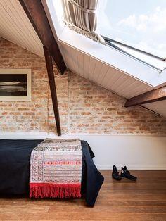 Reforma econômica: casa de tijolos ganha integração e luz natural | Arquitetura e Construção