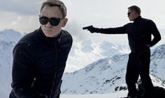 The first footage from Bond 24 was released on Thursday, but Daniel Craig's reported knee injury is holding up production.