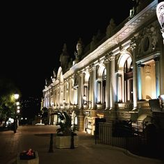 #Casino I Miss You #Monaco. #Monte-Carlo #principauté #daghemunegu #rocher by pakkamusic from #Montecarlo #Monaco