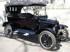 1918 Ford Model T - Bing Images