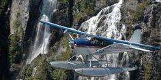 West Coast Wild floatplane, Vancouver Island. OMG, the view!
