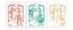 Le nouveau timbre Marianne par le duo David Kawena-Olivier Ciappa dévoilé dimanche 14 juillet