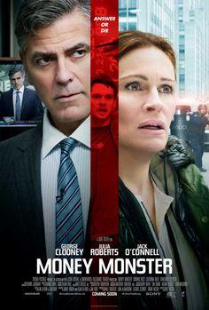 George Clooney and Julia Roberts look worried in a new Money...: George Clooney and Julia Roberts look worried in a new… #JuliaRoberts