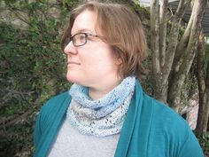 Knitting Patterns Galore - Cowl Before the Storm