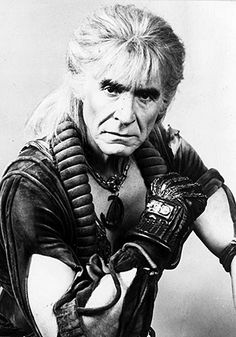 Ricardo Montalban - as the villain Khan Noonien Singh in the 1967 TV series Star Trek, and played the same role in the 1982 film Star Trek II: The Wrath of Khan.