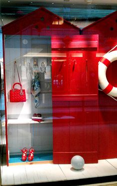 Window Display - Dior (SS12)