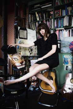 Alexia Silvagni - Photographers - Celebrities - Lou Doillon   Michele Filomeno