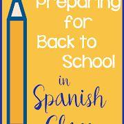 Tips for Starting Spanish Interactive Notebooks.Part 1 - Island Teacher Spanish Games, Spanish Class, Spanish Lessons, Teaching Spanish, Spanish Interactive Notebook, Interactive Notebooks, Work Sheet, Creative Activities, Spanish Language