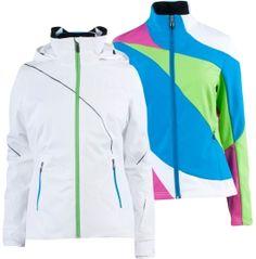 Spyder Women's Ménage À Trois 3-in-1 Jacket - Dick's Sporting Goods