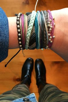 Pura Vida Bracelets Style Pack, perfect for stacking.