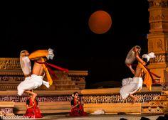 Het jaarlijkse dansfestival in Khajurao is een kleurrijk spektakel en een mooie kans om de erotische tempels eens te aanschouwen.