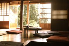 Japanese room -washitsu-: photo by microwalrus