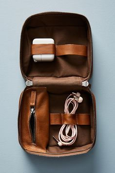 Slide View: 2: This Is Ground Mini Tech Dopp Kit