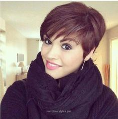 Excellent 40 Stylish Pixie Haircut For Thin Hair Ideas 21  The post  40 Stylish Pixie Haircut For Thin Hair Ideas 21…  appeared first on  Merdis Haircuts .
