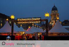 Einen #Weihnachtsmarkt besuchen ist eine der Dinge auf die sich die deutschen am meisten freuen, zu dieser ganz besonderen Zeit.