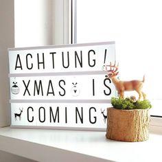 Christmas - Decoration lightbox Xmas golden miracle Lightbox, Christmas Decorations, Xmas, Create, Instagram Posts, Inspiration, Happy, Ideas, Biblical Inspiration