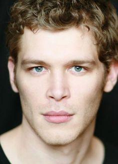Joseph Morgan-Klaus on The Vampire Diaries.