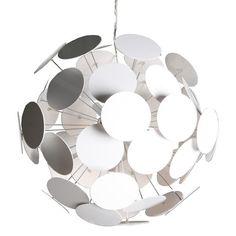 Zuiver - Hanglamp Plenty Work - Wit