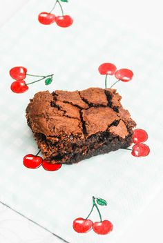 Brownie Recipes, Cake Recipes, Danish Dessert, Food Cakes, Cakes And More, Yummy Cakes, Sweet Tooth, Good Food, Food And Drink