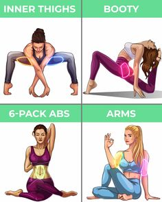 28-Day Yoga Challenge to Have Slimmer Body