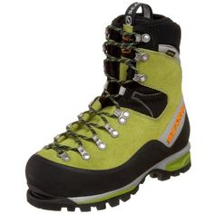 awesome Scarpa Women s Mont Blanc GTX Mountaineering 9678d4f4058