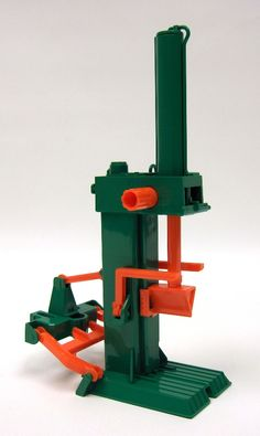 1/16th 3-Point Hydralic Log Splitter by Bruder Toy Toys
