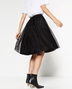 TULLE SKIRT-View all-SKIRTS-WOMAN | ZARA United States