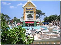 Sandals Ocho Rios,Jamiaca The Grand Riviera