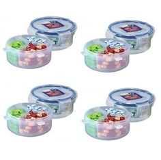 Lock & Lock, No BPA, Water Tight, Food Container with 3 Removable Dividers, 0.6-cup, 4.6-oz, Pack of 4, HPL934C LockandLock http://www.amazon.com/dp/B00K2RF8LW/ref=cm_sw_r_pi_dp_SLstwb1PX6HEY