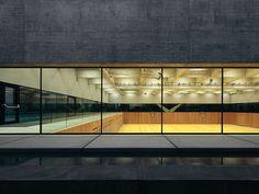 """thedailyeli: """"Baserga Mozzetti - Gymnasium, Lugano """""""