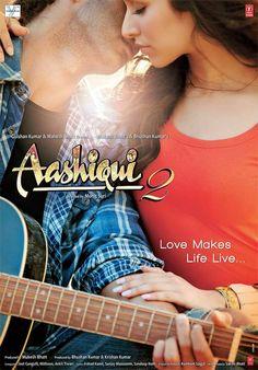 Aditya Roy Kapur and Shraddha Kapoor starrer Aashiqui 2 Movie Poster 1 Bollywood Posters, Bollywood Actors, Bollywood Cinema, Bollywood Celebrities, 2 Movie, Movie Songs, Indiana, Bollywood Music Videos, Hindi Movies Online